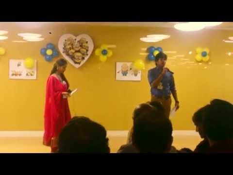 Paruvam Vanaga Song.....(nsn Bangalore) By Msk video