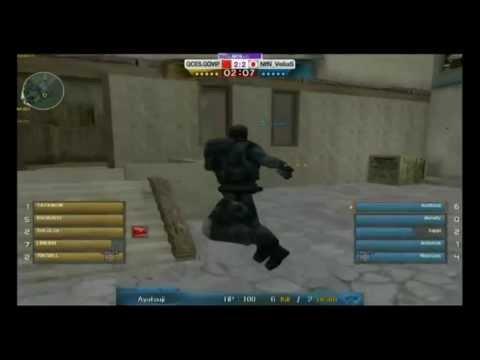 WCG 2013 Cross Fire | HG.QQVIP(China) vs Japan@ Black Widow
