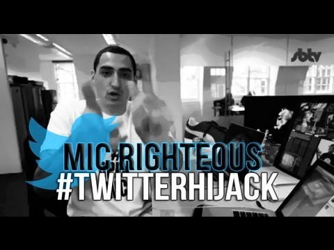 SB.TV - Mic Righteous - #TwitterHijack [S1.EP3]