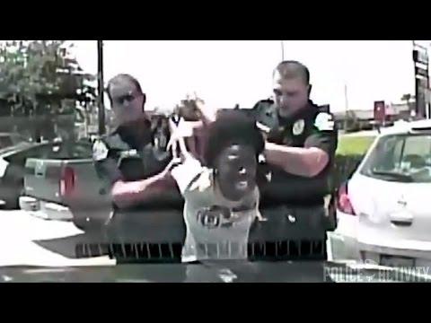 Police Dashcam Video Shows Violent Arrest Of Austin School Teacher Breaion King