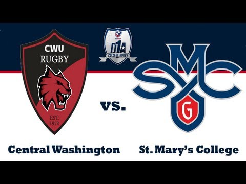 Central Washington vs. St. Mary's
