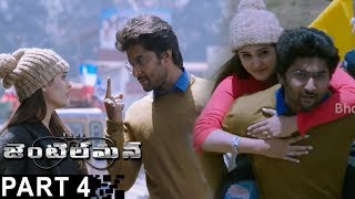 Gentleman Latest Full Movie Part 4  Nani  Nivetha