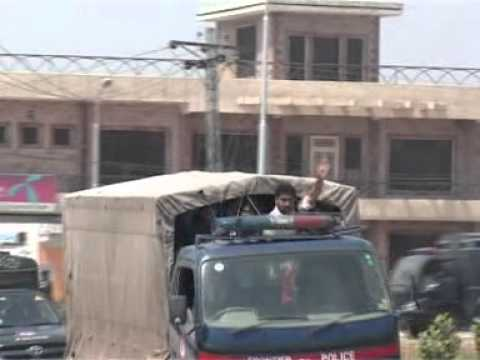Kohat University (kust) Students Tortured Brutally By Police video