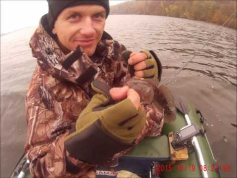 видео рыбалка в разнежье