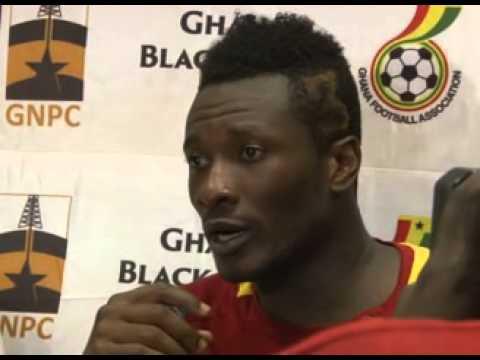 Ghana 6-1 Egypt post match Interview