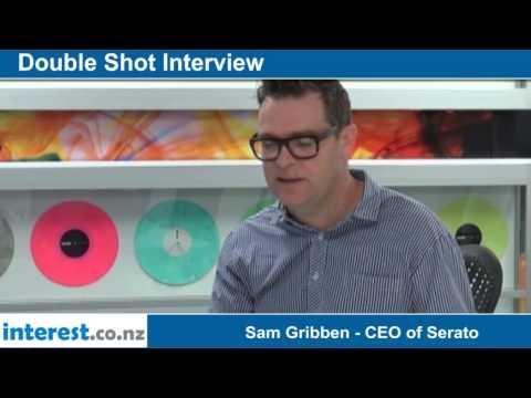 Double Shot Interview - Sam Gribben, CEO of Serato
