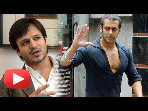 Vivek Oberoi Walks Off Hearing Salman Khan's Name | IIFA 2016