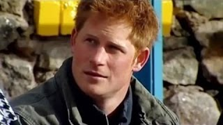 Documentary 2017 - Prince Harry In Africa Documentary 2016