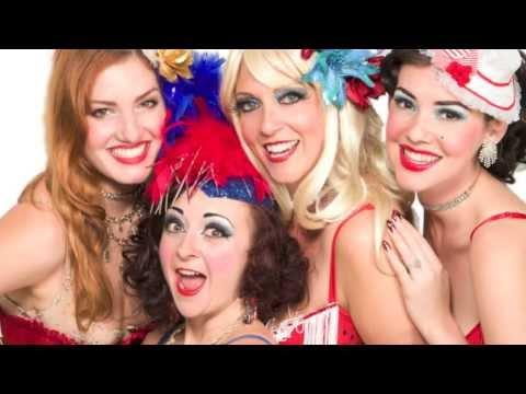 Mason Dixie Burlesque Tour 2014