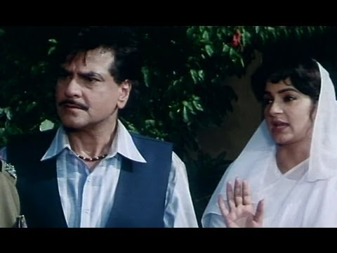 Jitendra Fights For A Widow - Krishna Arjun