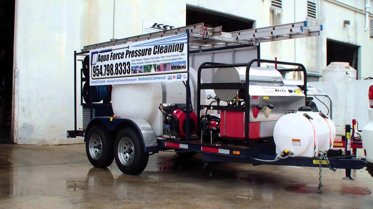Honda Gx690 Pressure Washer Amp Hydro Tek Hot Water Pressure