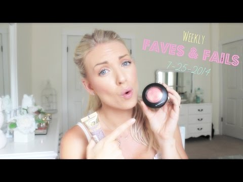 ❤ Weekly Faves & Fails 7-24-2014 ❤
