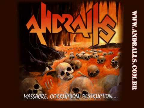 Andralls - Lady Death