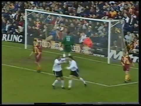 2000 - Bradford City 4 Derby County 4 Graham Richards - BBC Radio Derby Commentary