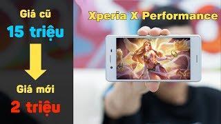 Sony Xperia X Performance: Siêu phẩm còn 2 triệu có đáng mua?