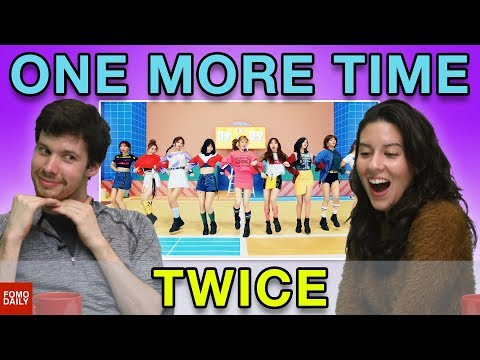 download lagu Twice One More Time • Fomo Daily Reacts gratis