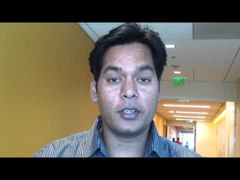 Golden Gate Academy Introduction Video - Anupam Intro - 1