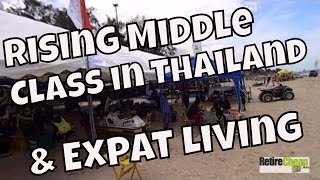 Rising Middle Class Thailand  and Expat Living