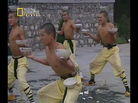 Shaolin Kung Fu Training