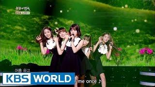 download lagu Gfriend - Our Land  여자친구 - 터 Immortal gratis