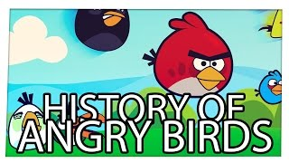 History of Angry Birds (2009-2016)