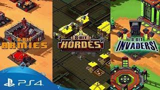 8-Bit Series | Multiplayer Trailer | PS4