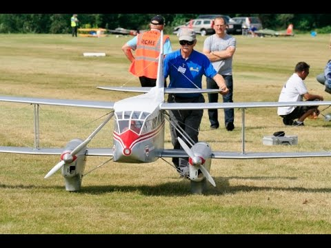 ③ GIANT SCALE RC AIRCRAFT COMPILATION AT LMA RAF COSFORD - 2014