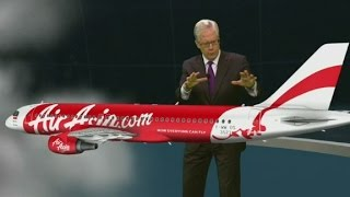 How did weather affect AirAsia flight?