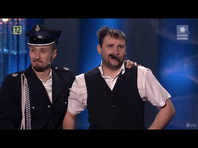 Kabaret na żywo 4: Radio, muzyka, żarty: Kabaret Skeczów Męczących - Chrzciny