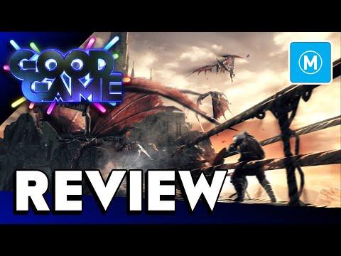 Good Game Review - Dark Souls II - TX: 11/03/14