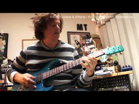 Interview with Michael Thompson Jan '11 Part 3: Raw Vintage Humbucker Pickups