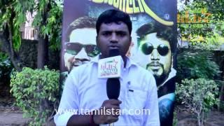 Karthick At Paandiyoda Galatta Thangala Movie Audio Launch