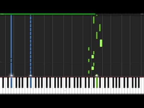 [Tutorial + Sheets] Dead Silence Theme Song - Piano Version
