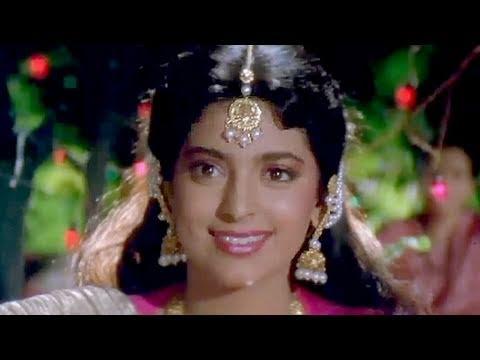 Tum Sajna Ke Ghar - Rajesh Khanna, Govinda, Madhavi, Swarg Song