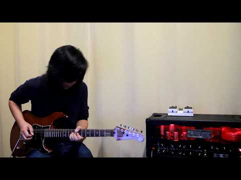 Cry For You - Andy Timmons Cover by Jack Thammarat