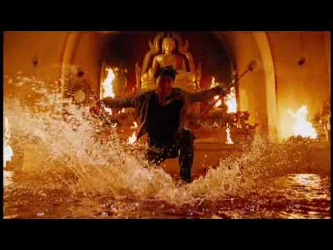 Tony Jaa Fight Scene 2   Vs  Eddie Gordo Mf video