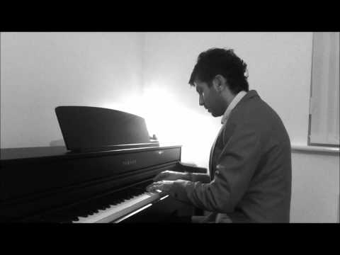 Kabhi Jo Badal Barse Piano Cover By Shyam Morjaria video