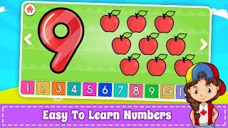 Learn Numbers for Kids - Android App