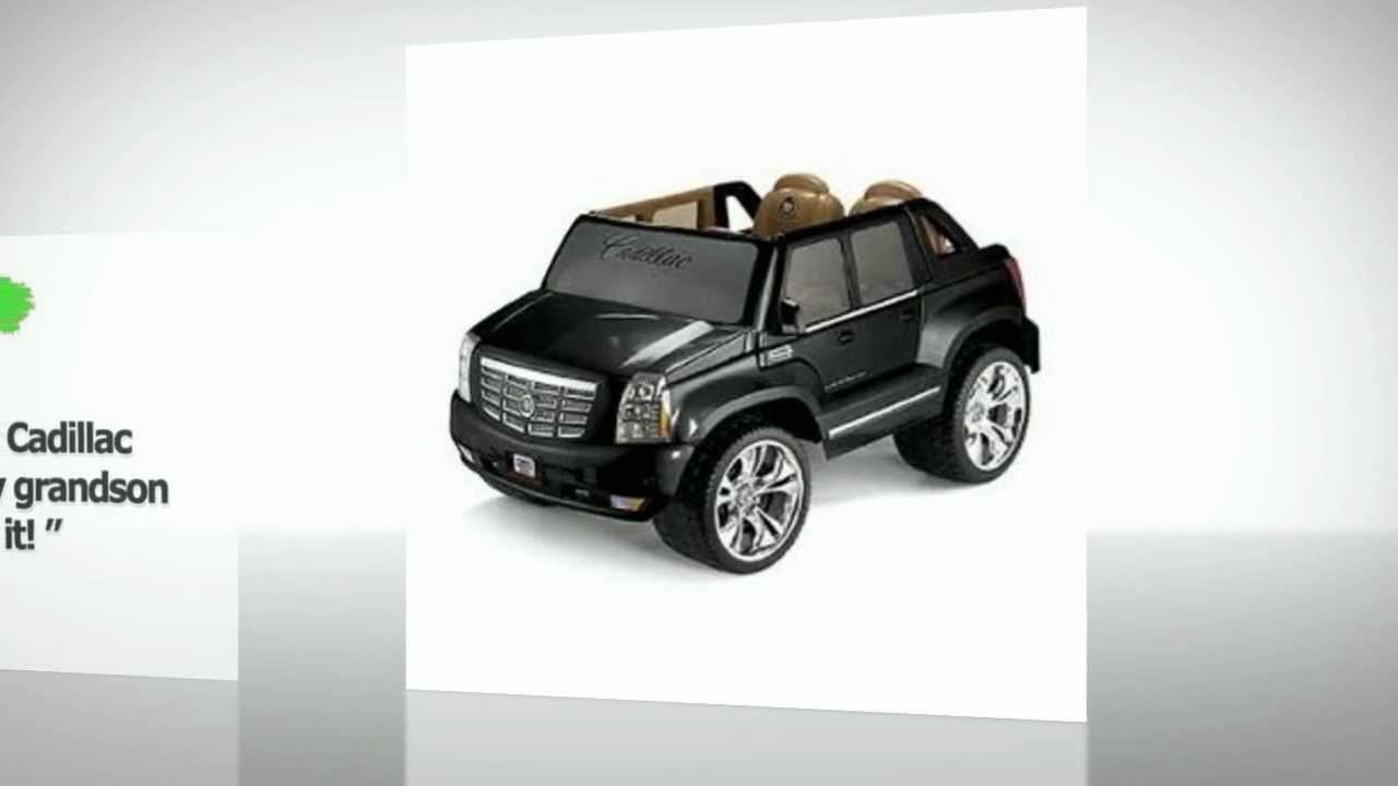 power wheels cadillac escalade youtube. Cars Review. Best American Auto & Cars Review