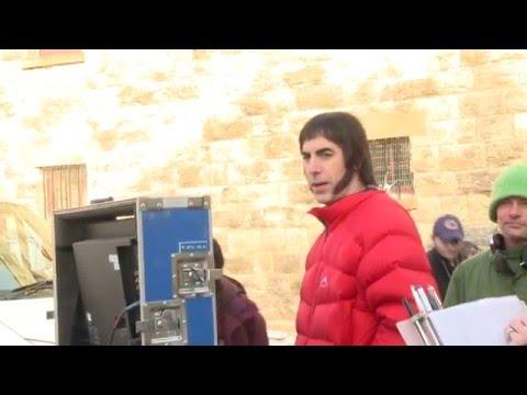 Grimsby Behind The Scenes B-Roll - Sacha Baron Cohen, Mark Strong, Isla Fisher, Gabourey Sidibe