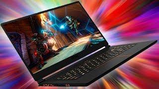 MSI GS65 Stealth Thin ¡El portatil más fino con 6 núcleos!