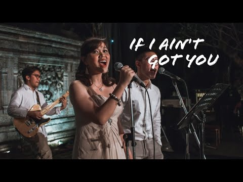 If I Ain't Got You - Alicia Keys | Cover by Music Avenue Entertainment