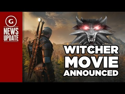 Witcher Movie Coming in 2017 - GS News Update