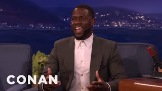 Kevin Hart Has The Perfect Project For Conan  - CONAN on TBS