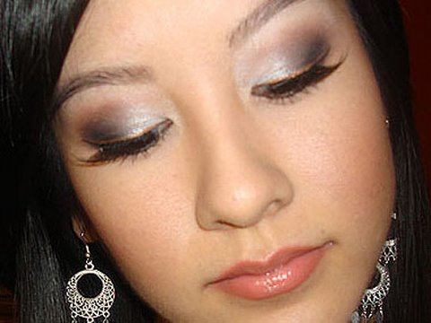 Sexy Smokey Eyes w/ Warm Touches