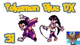 Pokemon Blue DX Walkthrough 31 - Rematches: Koga & Sabrina