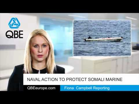 Naval action to protect Somali marine traffic