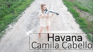 Download Lagu Camila Cabello - Havana (feat. Young Thug) - violin | Joanna Haltman Gratis STAFABAND