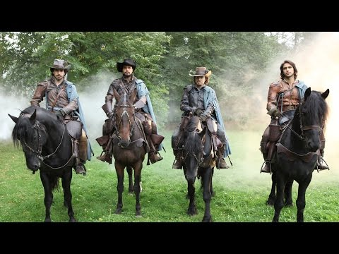 THE MUSKETEERS' Explosive Season Finale Threatens To Blow Them Apart - SUN AUG 24 on BBC America