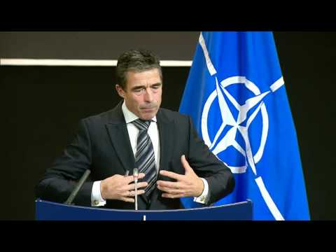 NATO Secretary General's Press Conference - Defence Ministers in Brussels 05 Oct 2011, Part 2/2